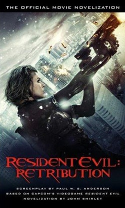 Exclusive Interview: John Shirley Talks Resident Evil: Retribution - The Official Movie Novelization