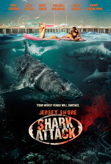 jssaos - A Sneak Peek of Syfy's Jersey Shore Shark Attack