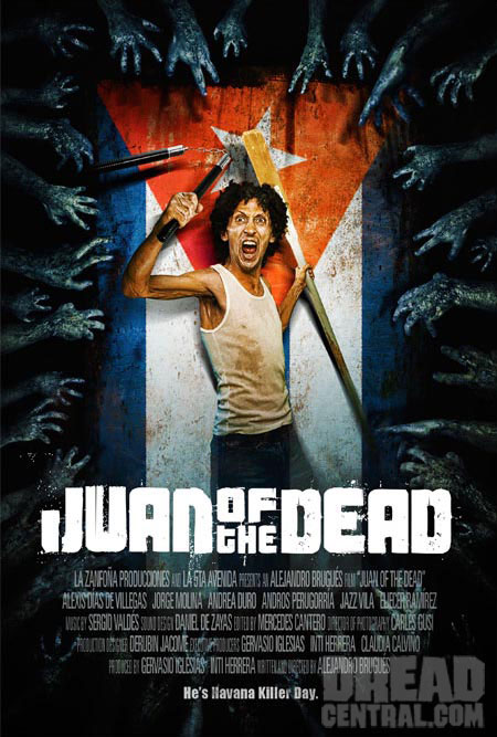 A Quick Look at Juan of the Dead