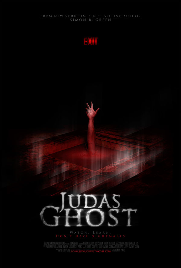 Get Betrayed by a Brand New Trailer and Images from Simon R. Green's Judas Ghost