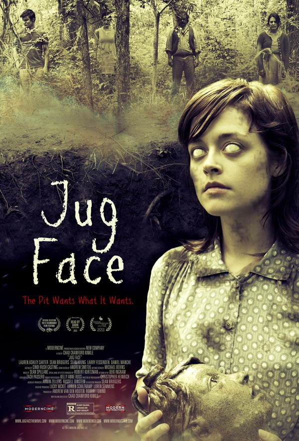 jug face - Grimmfest 2013: First Two Films Announced; Early Bird Tickets Now On Sale