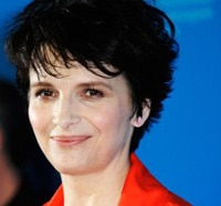 Juliette Binoche on the Trail of Godzilla