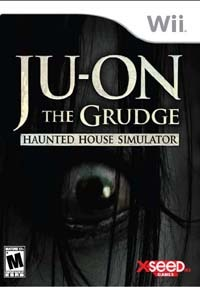Ju-On The Grudge Video Game (click for larger image)