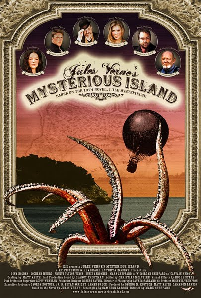 Syfy's Jules Verne's Mysterious Island