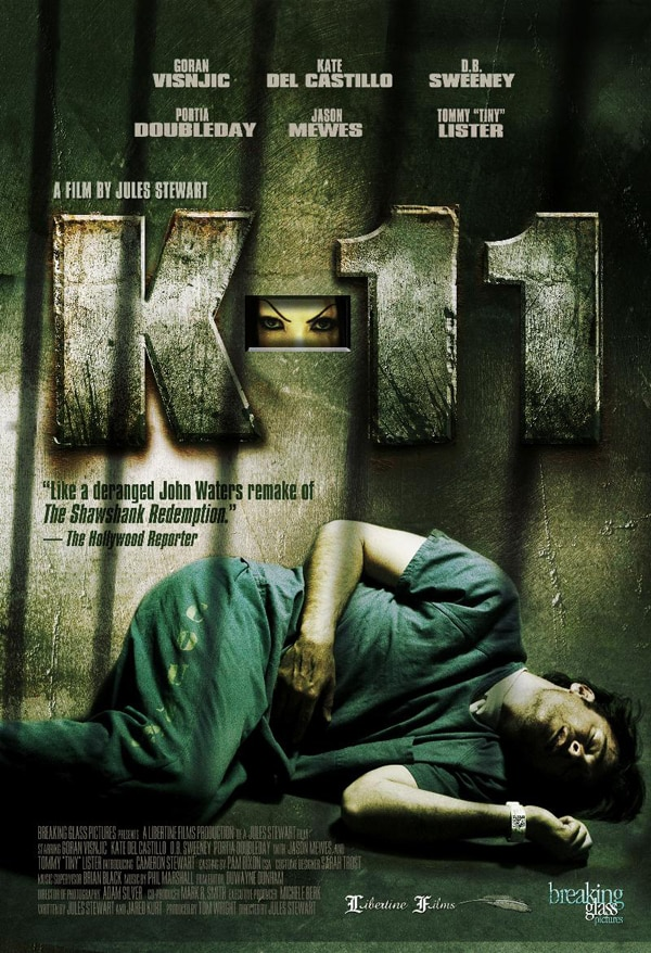 K-11 Escapes onto Blu-ray and DVD
