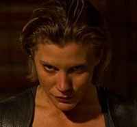 katee sackhoff riddick - Exclusive Video Interview: Katee Sackhoff on Her Badass Character, Her Hero Moment and More for Riddick