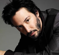 Knock Knock! Who's There? Keanu Reeves!