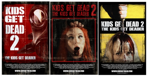 Kids Get Dead 2: The Kids Get Deader Now Available; Release Party in NYC TONIGHT!