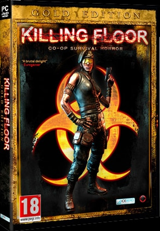 Killing Floor Gold Edition (Video Game)