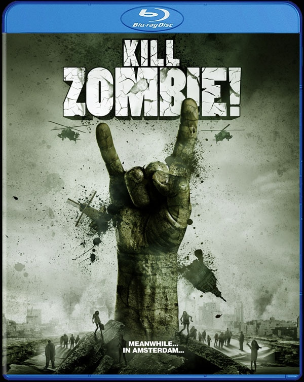 Kill Zombie! (Blu-ray / DVD)