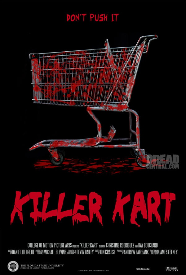 Indie Horror Month 2013 Exclusive: James Feeney Talks Killer Kart and More