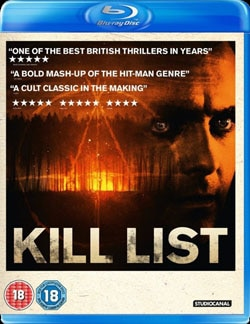 Kill List on Blu-ray and DVD