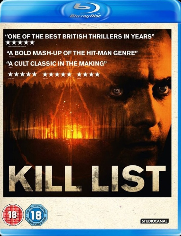 In the UK? Win Kill List on Blu-ray!