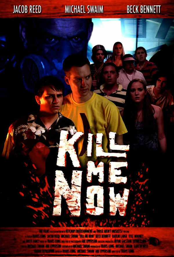 Indie Horror Month Exclusive: Writer/Co-Star Michael Swaim Discusses Newly Released Horror Comedy Kill Me Now
