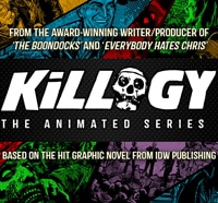 Killogy Animated Series Pits Murderers Against A Voodoo Curse