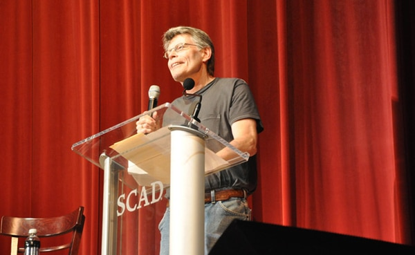 Stephen King Slashing His Way to Joyland