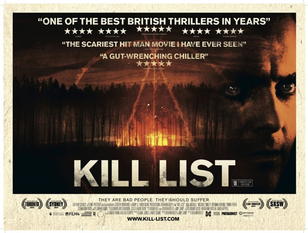 TIFF 2011: First Kill List Clip and Quad-Poster Artwork