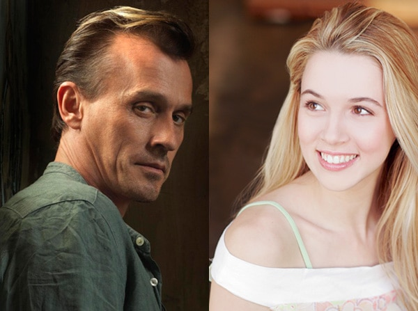 Robert Knepper, Alona Tal - More Familiar Faces Joining The CW's Cult