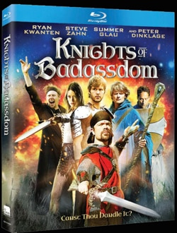 Knights of Badassdom (Blu-ray / DVD)