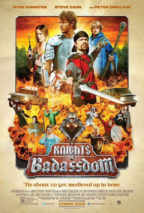 The First One-Sheet for Knights of Badassdom Comes Through an Online Portal