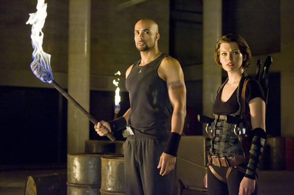 Exclusive: Boris Kodjoe Talks Resident Evil: Retribution, Nurse 3D and More
