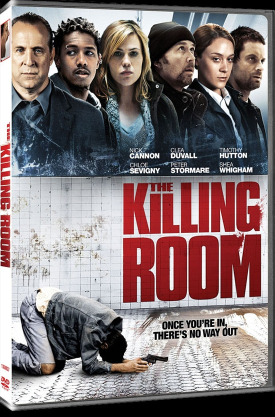 Horror on TV - The Killing Room