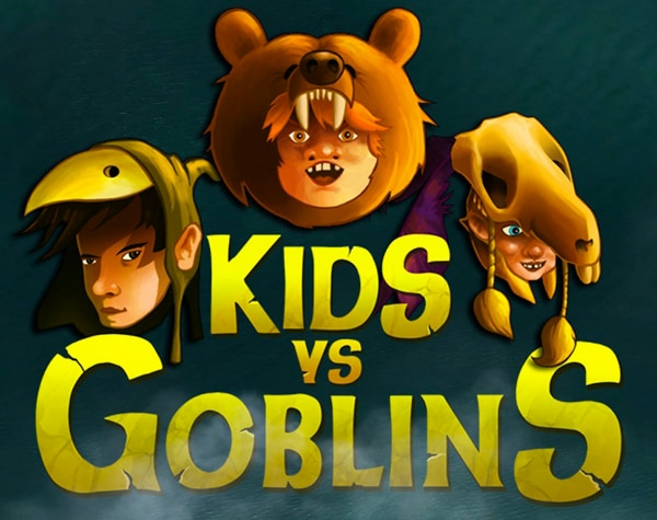 Live a Magical Childhood Adventure in Kids vs. Goblins