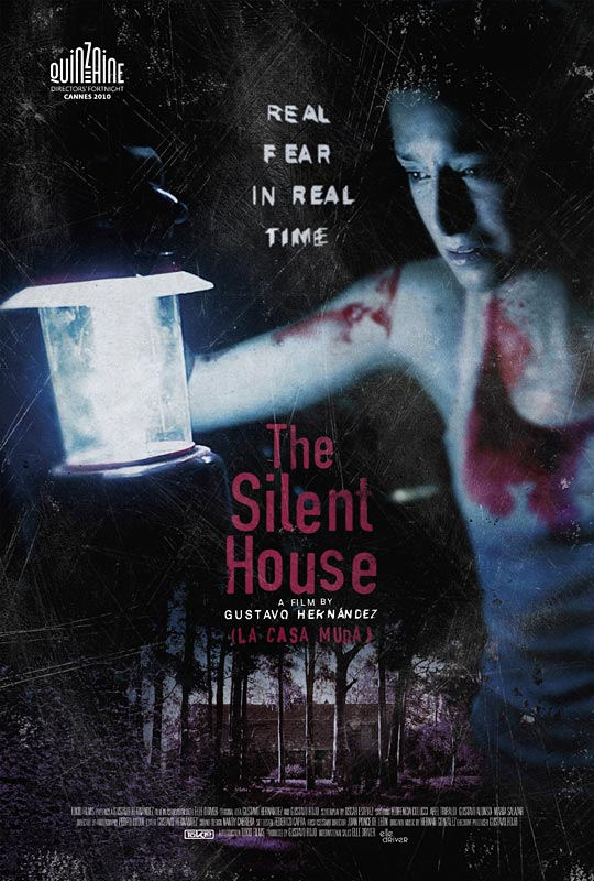 Trailer and One-Sheet Debut - IFC Midnight's The Silent House (La Casa Muda)
