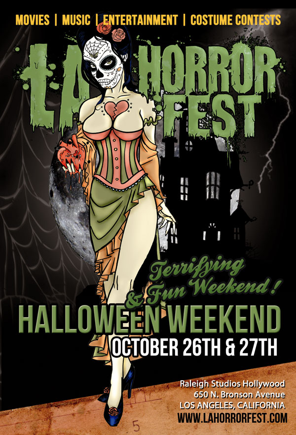 lahf - Greystone Park to Premiere at L.A. Horror Fest