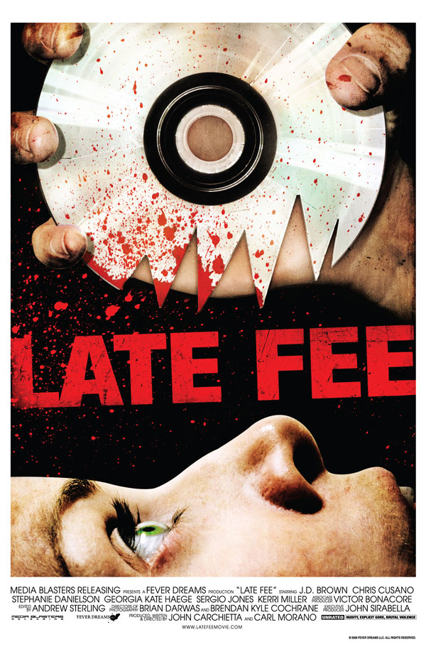 Late Fee One-Sheet, Synopsis, and Trailer