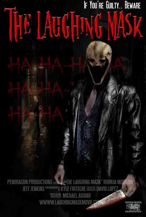 Horror Bleeds through The Laughing Mask