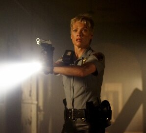 Laurie Holden joins The Mist