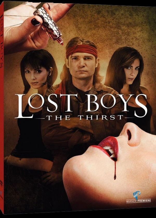 DVD / Blu-ray Artwork and Specs: Lost Boys: The Thirst