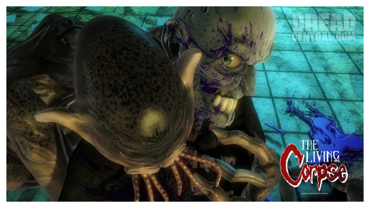 Exclusive Image Gallery: The Animated Dead Rise From the Grave in The Living Corpse