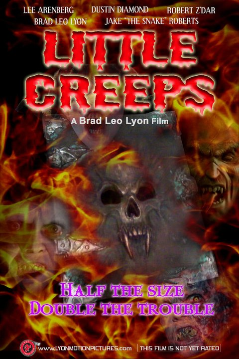 lcreeps - Saved By The Bell Alumni Experience the Little Creeps in this Trailer
