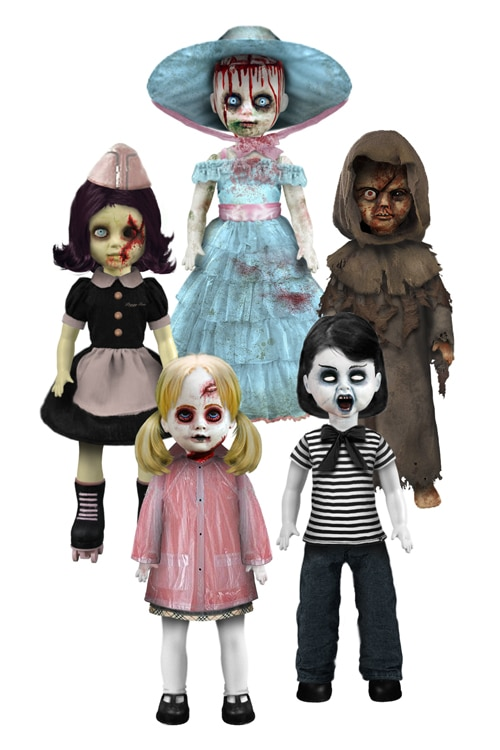 New Living Dead Dolls Shamble Their Way Home From Mezco