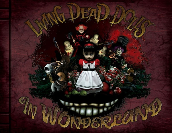Mezco to Publish a Living Dead Dolls In Wonderland Book