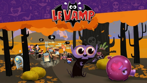 Le Vamp Bleeds Its Way Onto The App Store