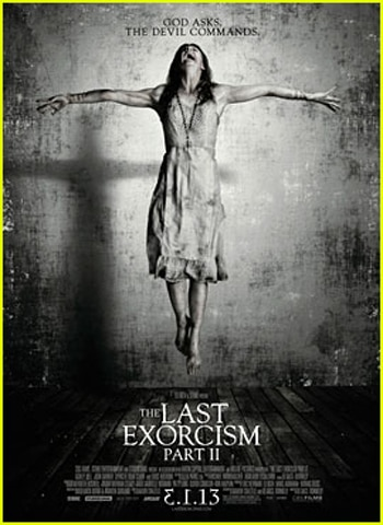The Devil Commands You to Gaze Upon this New One-Sheet for The Last Exorcism Part II