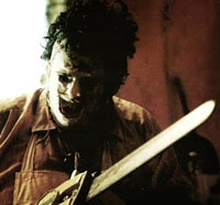 Leatherface goes to war