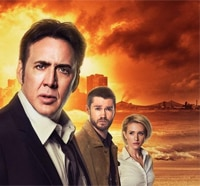 Nicolas Cage. Left Behind. Must See. 'Nuff Said.