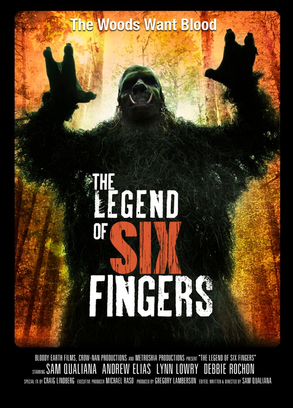 legend of six fingers - The Legend of Six Fingers Coming to VOD and DVD in June