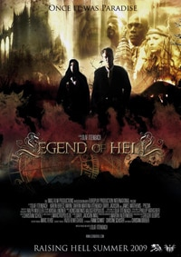 Legend of Hell poster!