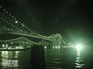 One of many of our set pics from I Am Legend's Brooklyn shoot