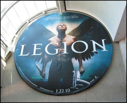 Legion Website and Teaser Poster Now Live