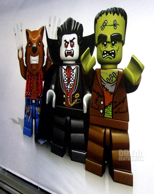 Toy Fair 2012: Lego Gets Monstrous