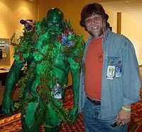 len wein - #SDCC 2013: Exclusive: Legendary Artist Len Wein Looks Back at Swamp Thing, Wolverine and More