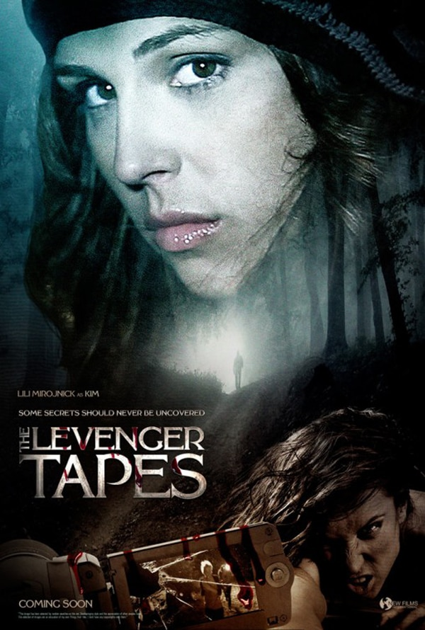 New Levenger Tapes One-Sheets Have a Lot of Character