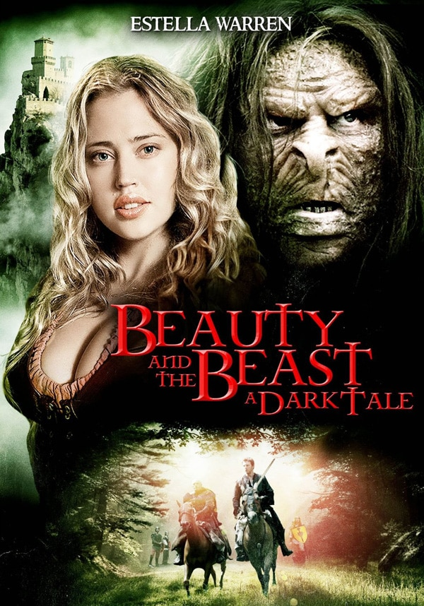 Beauty and the Beast: A Dark Tale on DVD