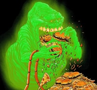 Cool Images From Bottleneck Gallery's When the Lights Go Out 2 Show